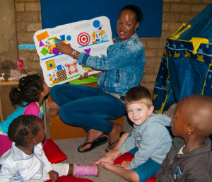 Library-in-every-preschool Initiative
